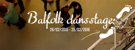 Dansstage 2016